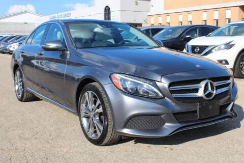 2017 Mercedes-Benz C-Class for sale at SHAFER AUTO GROUP in Columbus OH