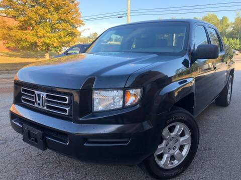2006 Honda Ridgeline for sale at Gwinnett Luxury Motors in Buford GA