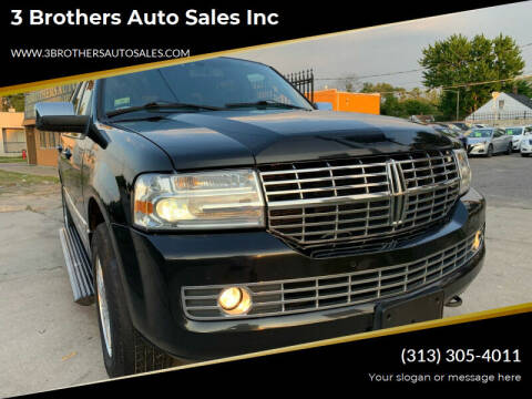 2011 Lincoln Navigator for sale at 3 Brothers Auto Sales Inc in Detroit MI