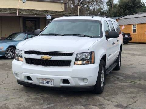 2007 Chevrolet Suburban for sale at Victory Auto Sales in Stockton CA
