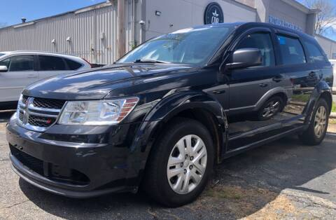 2015 Dodge Journey for sale at Top Line Import in Haverhill MA