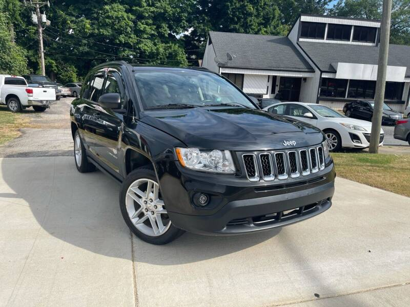 2011 Jeep Compass for sale at Alpha Car Land LLC in Snellville GA