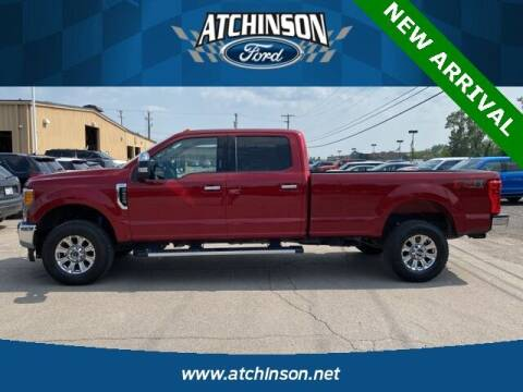 2017 Ford F-350 Super Duty for sale at Atchinson Ford Sales Inc in Belleville MI