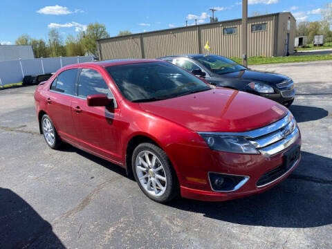 2010 Ford Fusion for sale at Bruce Kunesh Auto Sales Inc in Defiance OH