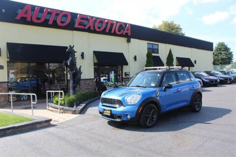 2012 MINI Cooper Countryman for sale at Auto Exotica in Red Bank NJ