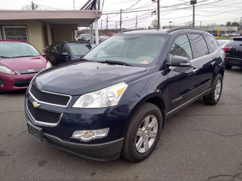 2009 Chevrolet Traverse for sale at Wilson Investments LLC in Ewing NJ