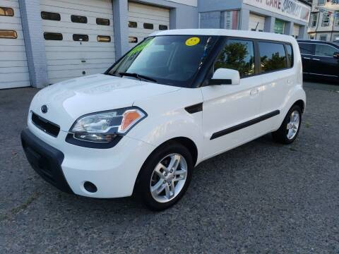 2010 Kia Soul for sale at Devaney Auto Sales & Service in East Providence RI