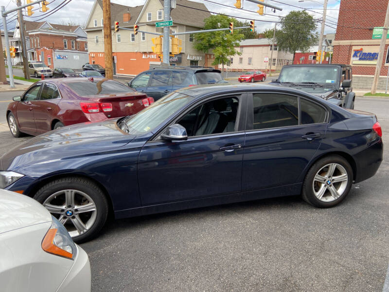 2015 BMW 3 Series for sale at B&T Auto Service in Syracuse NY