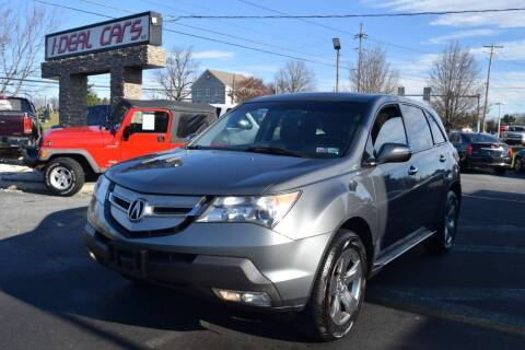 2008 Acura MDX for sale at I-DEAL CARS in Camp Hill PA