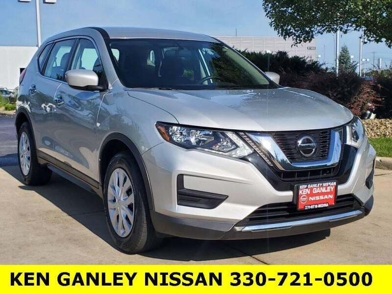 2018 Nissan Rogue for sale at Ken Ganley Nissan in Medina OH