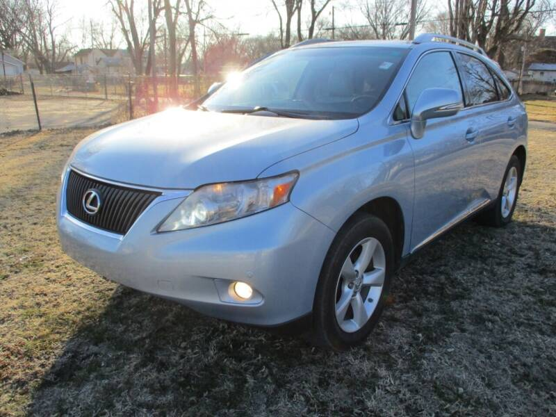 2010 Lexus RX 350 for sale at Dons Carz in Topeka KS