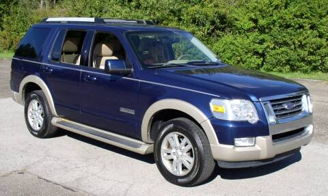 2006 Ford Explorer for sale at Angelo's Auto Sales in Lowellville OH