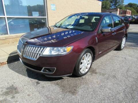2012 Lincoln MKZ Hybrid for sale at Southern Auto Solutions - Georgia Car Finder - Southern Auto Solutions - 1st Choice Autos in Marietta GA