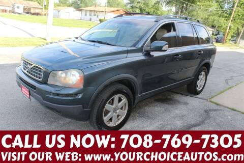 2007 Volvo XC90 for sale at Your Choice Autos in Posen IL