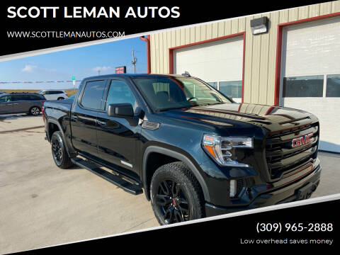 2020 GMC Sierra 1500 for sale at SCOTT LEMAN AUTOS in Goodfield IL