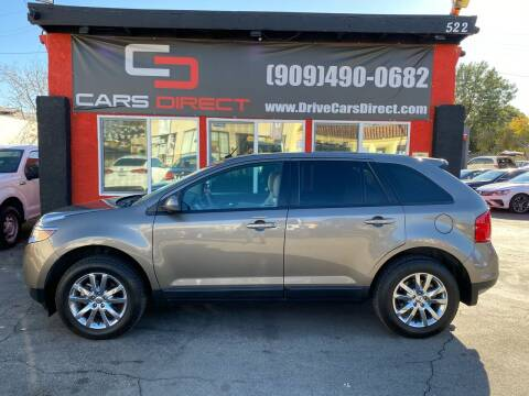 2014 Ford Edge for sale at Cars Direct in Ontario CA