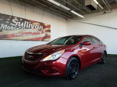 2012 Hyundai Sonata for sale at SULLIVAN MOTOR COMPANY INC. in Mesa AZ