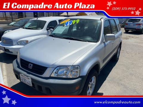 1999 Honda CR-V for sale at El Compadre Auto Plaza in Modesto CA