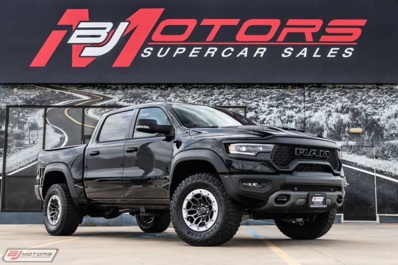 2021 RAM Ram Pickup 1500 for sale at BJ Motors in Tomball TX
