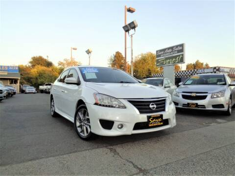 2015 Nissan Sentra for sale at Save Auto Sales in Sacramento CA