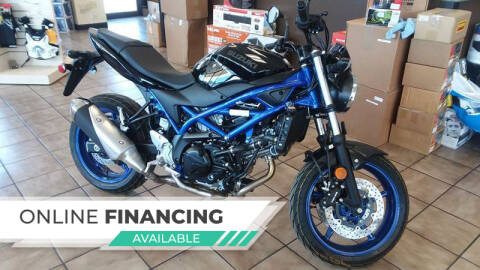 2019 Suzuki SV-650 ABS for sale at Suzuki of Tulsa in Tulsa OK