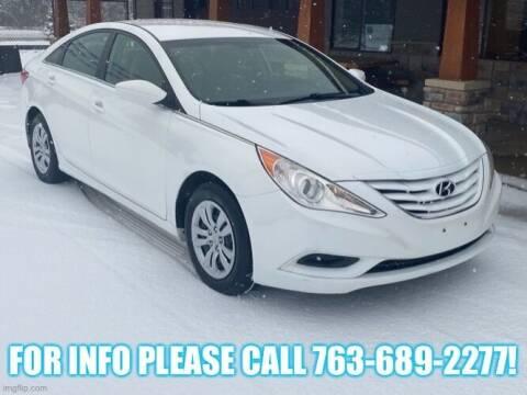 2013 Hyundai Sonata for sale at Affordable Auto Sales in Cambridge MN