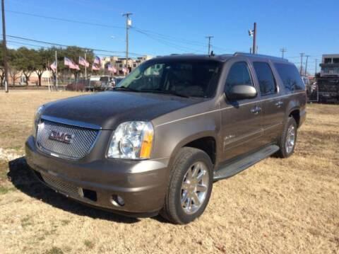 2014 GMC Yukon XL for sale at Allen Motor Co in Dallas TX