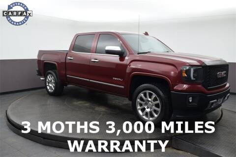 2015 GMC Sierra 1500 for sale at M & I Imports in Highland Park IL