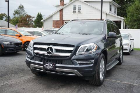 2015 Mercedes-Benz GL-Class for sale at HD Auto Sales Corp. in Reading PA