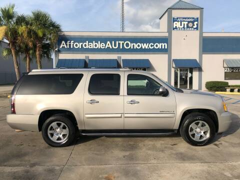 2007 GMC Yukon XL for sale at Affordable Autos in Houma LA