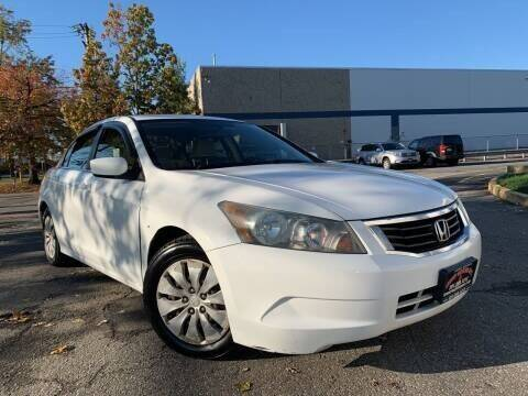 2009 Honda Accord for sale at JerseyMotorsInc.com in Teterboro NJ