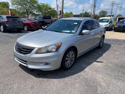 2012 Honda Accord for sale at TKP Auto Sales in Eastlake OH