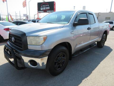 2008 Toyota Tundra for sale at Moving Rides in El Paso TX
