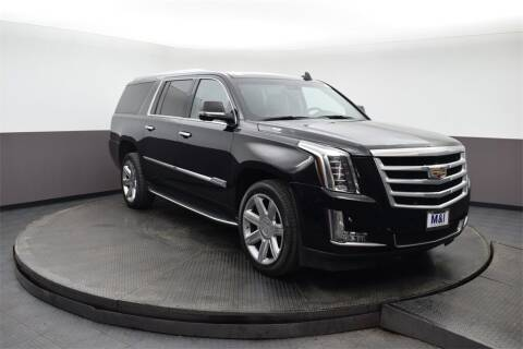 2017 Cadillac Escalade ESV for sale at M & I Imports in Highland Park IL