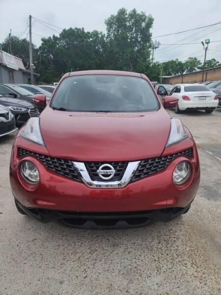 2015 Nissan JUKE for sale in Houston, TX