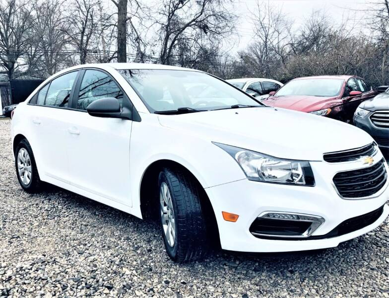 2016 Chevrolet Cruze Limited for sale at Premier Auto & Parts in Elyria OH