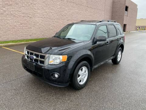 2012 Ford Escape for sale at JE Autoworks LLC in Willoughby OH