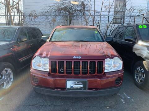 2007 Jeep Grand Cherokee for sale at 77 Auto Mall in Newark NJ