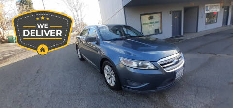 2010 Ford Taurus for sale at AUCTION SERVICES OF CALIFORNIA in El Dorado CA