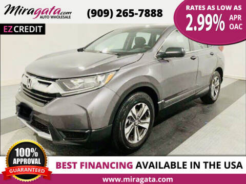 2018 Honda CR-V for sale at Miragata Auto in Bloomington CA