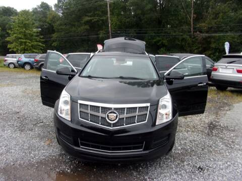 2011 Cadillac SRX for sale at Balic Autos Inc in Lanham MD