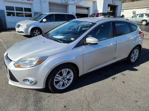 2012 Ford Focus for sale at Driven Motors in Staunton VA