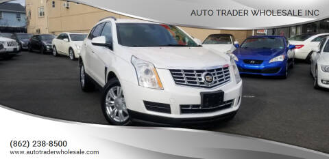 2013 Cadillac SRX for sale at Auto Trader Wholesale Inc in Saddle Brook NJ