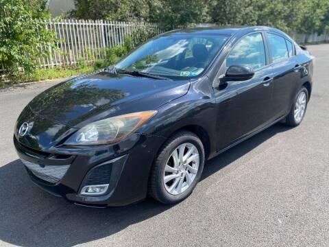 2013 Mazda MAZDA3 for sale at CAR SPOT INC in Philadelphia PA