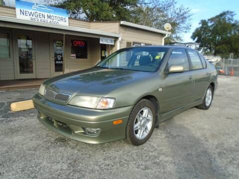 2001 Infiniti G20 for sale at New Gen Motors in Lakeland FL
