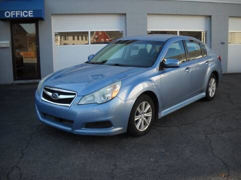 2010 Subaru Legacy for sale at Best Wheels Imports in Johnston RI