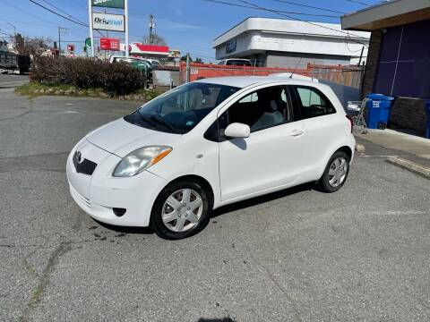 2008 Toyota Yaris for sale at Car One Motors in Seattle WA