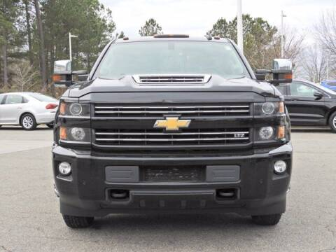 2019 Chevrolet Silverado 3500HD for sale at Auto Finance of Raleigh in Raleigh NC