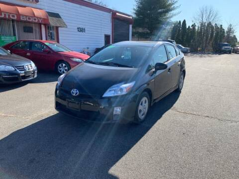2010 Toyota Prius for sale at American Auto Specialist Inc in Berlin CT