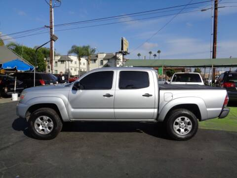 2013 Toyota Tacoma for sale at Pauls Auto in Whittier CA